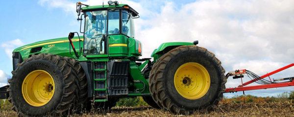 Le matériel agricole